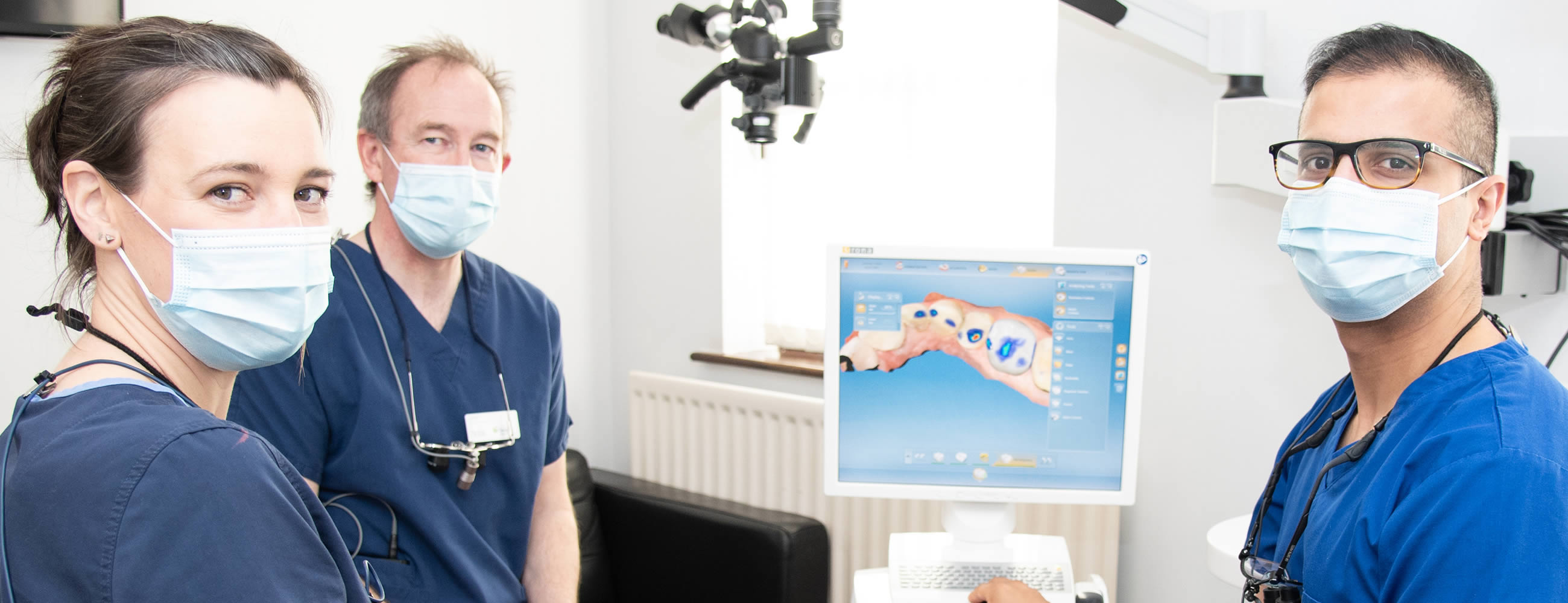 Stricklandgate Dental Team in Penrith, Cumbria